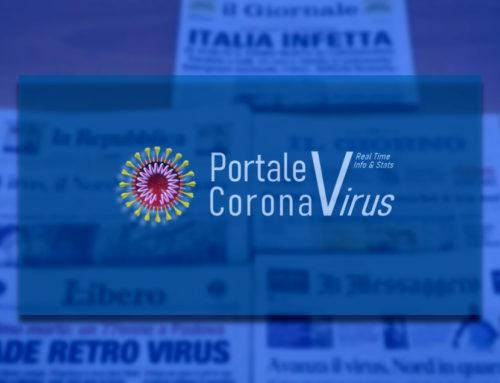 COVID-19: RASSEGNA STAMPA 📰 aggiornata dei quotidiani Italiani
